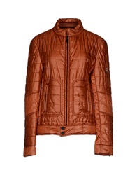 Tanomu Ask Me Jackets Rust