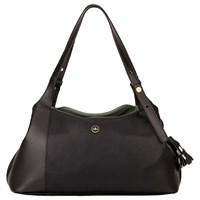 Nica Tilda East West Shoulder Bag Black