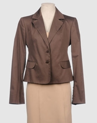 Michelle Windheuser Blazers Dark Brown