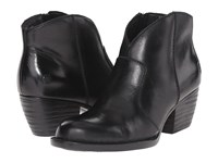 Born Michel Black Full Grain Leather Women's Shoes