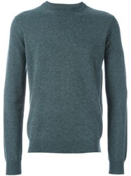 Paul Smith Classic Jumper Green