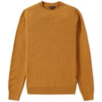 Barbour Bearsden Crew Orange