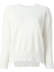 Studio Nicholson 'Campion' Sweater Nude And Neutrals