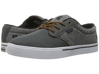 Etnies Jameson 2 Eco Dark Grey Black White Men's Skate Shoes Gray