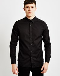 G Star G Star Landoh Clean Shirt Long Sleeve Black