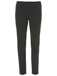 Betty Barclay Pull On Stretch Trousers Anthracite Melagne