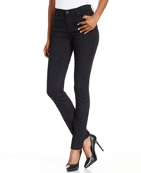Dkny Jeans City Ultra Skinny Jeans Black Wash