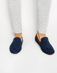 Ted Baker Maddoxx Slippers Blue