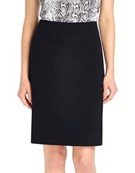 Ellen Tracy Marissa Stretch Skirt Black