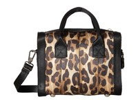 Harveys Seatbelt Bag Mini Marilyn Satchel Leopard Satchel Handbags Animal Print