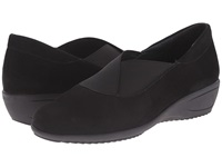 Ara Lael Black Suede Women's Shoes