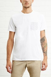 Forever 21 Paisley Pocket Tee