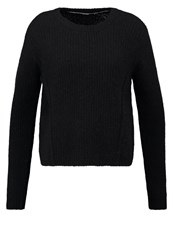 Bik Bok Edge Jumper Black