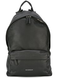 Givenchy Small Zipped Backpack Black