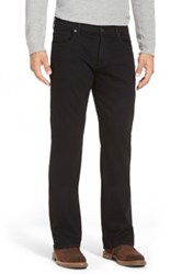 7 For All Mankind 'Brett Luxe Performance' Modern Bootcut Jeans Black