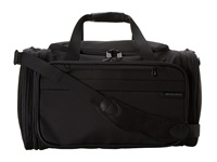 Briggs And Riley Baseline Expandable Duffle Black Duffel Bags
