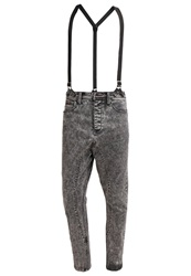 Rocawear Relaxed Fit Jeans Grey Grey Denim
