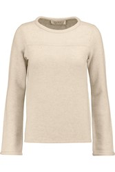 Goat Anya Cashmere Sweater White