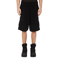 Hood By Air Men's Fractured Shorts Black