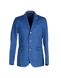 At.P. Co At.P.Co Suits And Jackets Blazers Men Azure