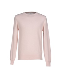 Heritage Sweaters Light Pink