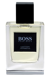 Boss 'The Collection Cotton Verbena' Eau De Toilette Nordstrom Exclusive