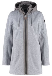 Killtec Eldara Fleece Mittelgrau Grey