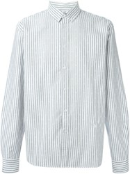 Soulland 'Goldsmith' Shirt White