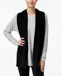 Charter Club Cashmere Scarf Only At Macy's Classic Black