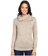 Kavu Sweetie Sweater Taupe Women's Sweater
