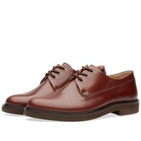 A.P.C. Gustave Derby Shoe Brown