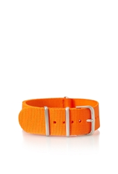Forever 21 Double Striped Watch Strap Orange