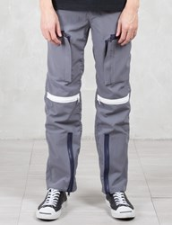 Undercover Cargo Pants With Zip Details