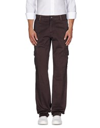 Napapijri Trousers Casual Trousers Men Dark Brown