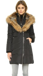 Mackage Trish Coat Black