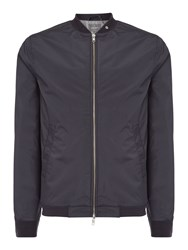 Peter Werth Author Bomber Jacket Charcoal