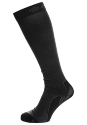 Skins Recovery Compression Knee High Socks Graphite Grey