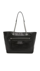 Marc By Marc Jacobs Top Of The Chain Tote Black