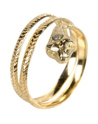First People First Jewellery Rings Women Gold