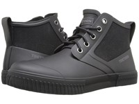 Tretorn Gill Black Black Men's Lace Up Casual Shoes