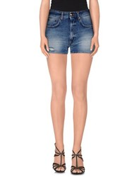 People Denim Denim Shorts Women