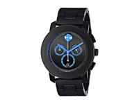 Movado Bold 3600101 Black Tr90 Stainless Steel Watches