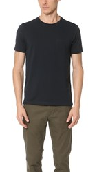 Club Monaco Williams Crew Pocket Tee Eclipse