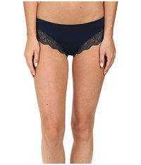 Only Hearts Club So Fine With Lace Hipster Midnight Women's Underwear Navy