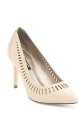 Michael Antonio Lave Pump White