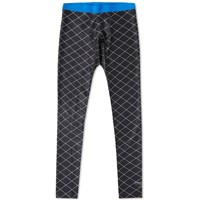 Nike X Undercover Gyakusou Dri Fit Long Tights Black Blue Spark And Soft Pearl