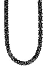 Lagos 'Black Caviar' Rope Necklace