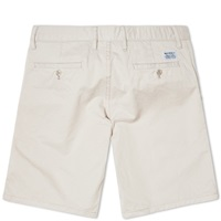 Norse Projects Aros Light Chino Short Stone