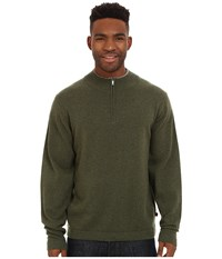 Mountain Khakis Lodge Qtr Zip Sweater Loden Men's Sweater Green