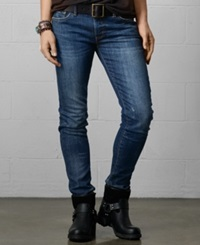 Denim And Supply Ralph Lauren Skinny Jeans Bayfest Wash